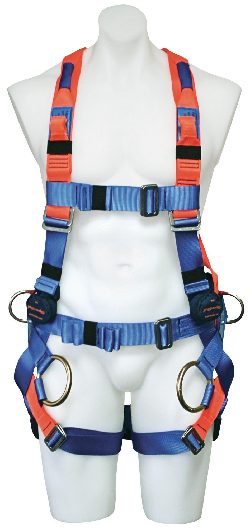 1500 ERGO Full Harness - Get Set Training Get Set Training